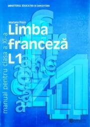 Manual Limba franceza L1 - clasa a XI-a