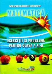 Matematica-Exercitii si probleme, clasa a XI-a