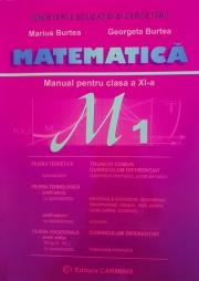 Manual pentru clasa a XI-a, Trunchi Comun si Curriculum Diferentiat, Matematica M1