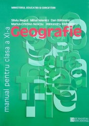 Geografie- Manual pentru casa a XI-a