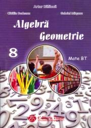 Auxiliar de algebra si geometrie pentru clasa a VIII a