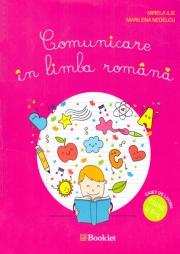 Comunicare în limba română – caiet de lucru pentru clasa a II-a