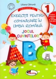 Culegere de exercitii pentru comunicare in limba romana cl. I