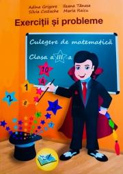 1000 Exercitii si probleme- Culegere de matematica - Clasa a III-a