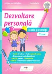 Dezvoltare personala - Clasa I - Teorie si exercitii