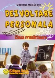 Dezvoltare personala pentru clasa pregatitoare
