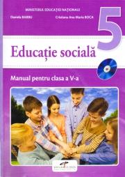 Educatie sociala - Manual pentru clasa a V-a