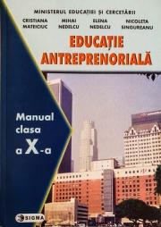 Manual Educatie Antreprenoriala pentru clasa a X-a
