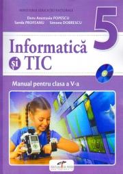 Informatica si TIC, manual pentru clasa a V-a (Contine si editia digitala)