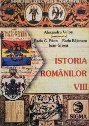 Manual Istoria Romanilor pentru clasa a VIII-a (Al. Vulpe)