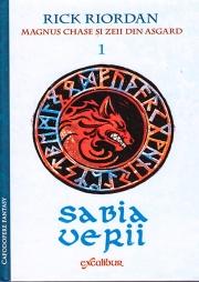 Magnus Chase si zeii din Asgard - Sabia verii (volumul I)
