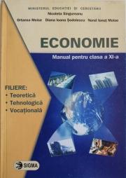 Economie- Manual pentru clasa a XI-a (Nicoleta Singureanu)