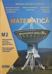 Matematica (M2)- Manual pentru clasa a XI-a, (Gabriela Streinu-Cercel)