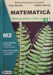 Matematica (M2) -Manual clasa a-XI-a
