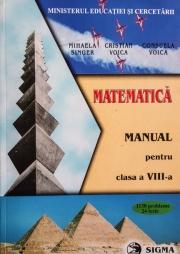 Manual Matematica pentru clasa a VIII-a