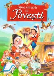 Prima mea carte cu povesti