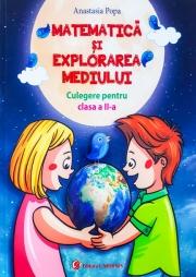 Matematica si explorarea mediului - Culegere pentru clasa a II-a, varianta pentru manualul Cd Press