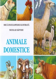 Animale Domestice - Mica Enciclopedie Ilustrata