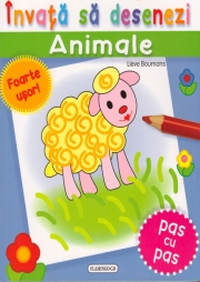 Invata sa desenezi animale (Maini creative)