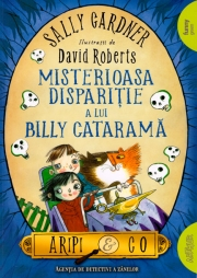 Misterioasa disparitie a lui Billy Catarama (Aripi si Co. Vol. 3)