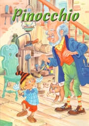 Pinocchio (format A4)