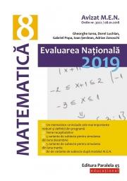 Matematica. Evaluare Nationala 2019. Clasa a VIII-a