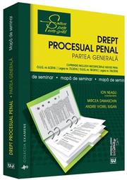 Drept procesual penal. Partea generala. Mapa de seminar (Ion Neagu, Mircea Damaschin, Andrei Viorel Iugan)