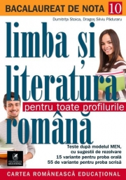 Bacalaureat. Limba si literatura romana - Dragos Silviu Paduraru, Dumitrita Stoica