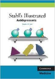 Stahl's Illustrated Antidepressants - Stephen M. Stahl