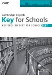 Practice Tests for Cambridge KET for Schools Studen't book