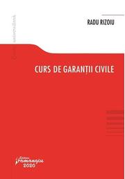 Curs de garantii civile - Radu Rizoiu