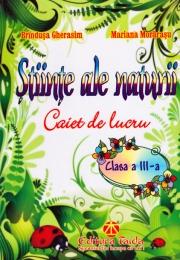 STIINTE ALE NATURII - AUXILIAR PENTRU CLASA A III-A