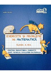 Exerciții și probleme de MATEMATICA. Clasa a II-a (plus Portofoliu de evaluare)