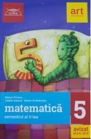 Matematica- pentru -clasa a V-a semestrul al II-a - Clubul matematicienilor