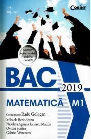 Bacalaureat 2019 Matematica M1 - Radu Gologan. Conform noilor modele stabilite de MEN