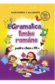 Gramatica limbii romane - Clasa 3