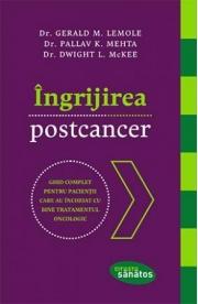 Ingrijirea postcancer - Dr. Gerald M. Lemole