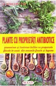 Plante cu proprietati antibiotice - Claudia Ritter