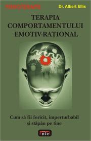 Terapia comportamentului emotiv-rational - Dr. Albert Ellis