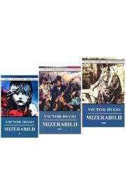 Mizerabilii vol. 1+2+3 ed. 2018 - Victor Hugo