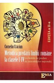 Metodica predarii limbii romane la clasele 1-4 ed. 2 (minoritati) - Corneliu Craciun