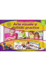 Arte vizuale si abilitati practice - Clasa 1 - Caiet - Silvia Mirsan, Dan-Paul Marsanu