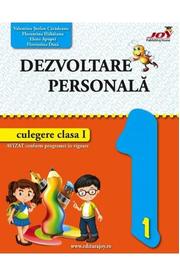 Dezvoltare personala - Clasa 1 - Valentina Stefan-Caradeanu