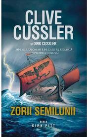 Zorii semilunii - Clive Cussler, Dirk Cussler