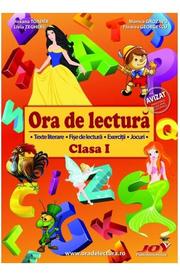 Ora de lectura. Clasa 1 - Roxana Toader, Monica Grozavu