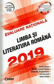 Evaluare natonala 2019. Limba si literatura romana - Viorica Avram. Conform noilor modele stabilite de MEN