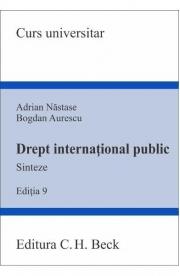 Drept international public. Sinteze Ed. 9 - Adrian Nastase, Bogdan Aurescu