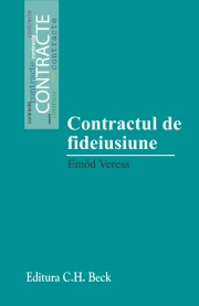Contractul de fideiusiune (Emod Veress)