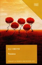 Toamna - Ali Smith - Finalist la premiul Man Booker 2017