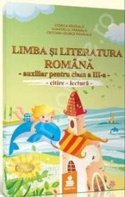 Limba si literatura romana. Auxiliar clasa a III-a, var. C (2018) - sem. II